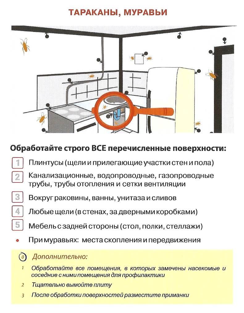 GET Express от тараканов инструкция часть 3
