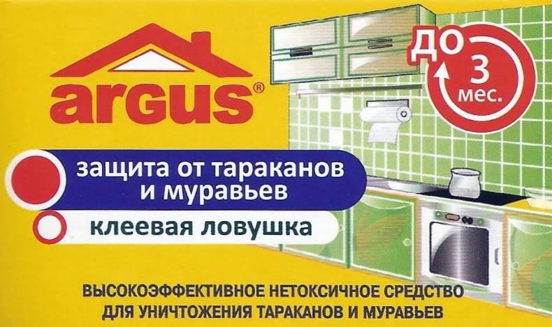 Назначение клеевой ловушки-домик Argus