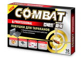 Ловушки для тараканов COMBAT 10 шт.